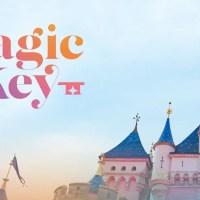 Magic Key Pass for Disneyland Resort to Go On Sale August 25