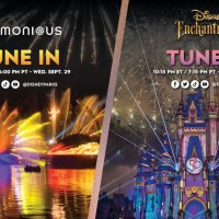 Walt Disney World to Livestream First Performances of Harmonious and Disney Enchantment