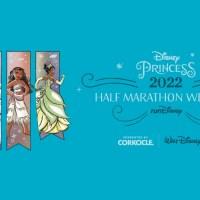 Medals for runDisney's 2022 Disney Princess Half Marathon Weekend Revealed