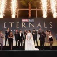 Pictorial: Marvel Studios' Eternals Hollywood Premiere