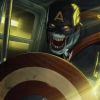 Zombie Captain America From What If...? Added to Oogie Boogie Bash