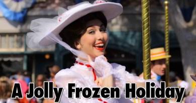A Jolly Frozen Holiday - Geeks Corner - Episode 535