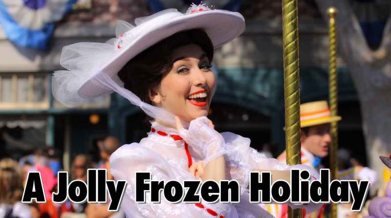 A Jolly Frozen Holiday - Geeks Corner - Episode 535