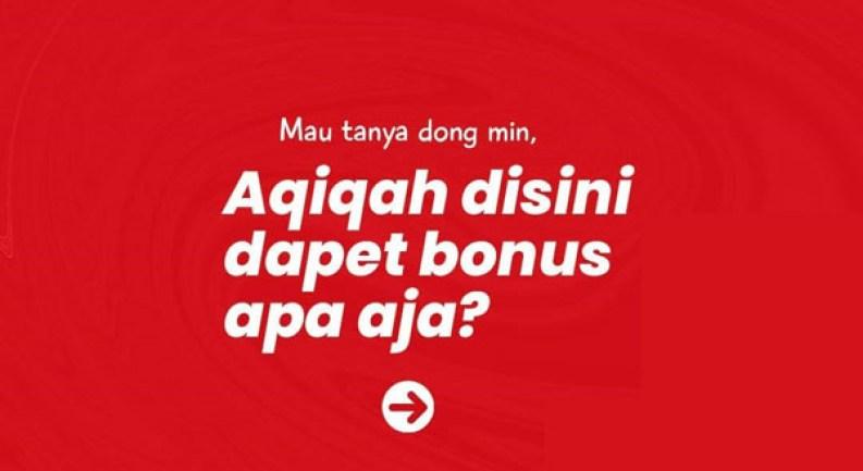 Aqiqah Bandung, Antapani Kulon, dapoer aqiqah cinambo