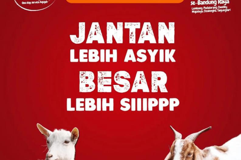 Aqiqah Bandung, Mengger, dapur aqiqah cinambo