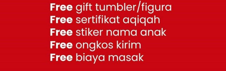 Pusat Domba Aqiqah Bandung Cimahi Jawa Barat