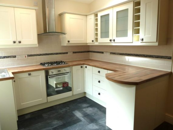 Amaze new kitchen ideas with fitters bridgend style modern hood and wood tile and kitchen cabinet