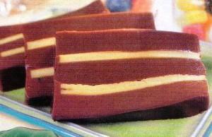 Aneka Dessert Lebaran lapis agar-agar