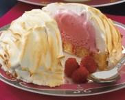 resep baked ice cream