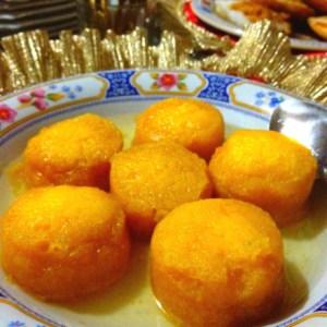 Resep Kue Cucuru bayao khas Sulawesi Selatan