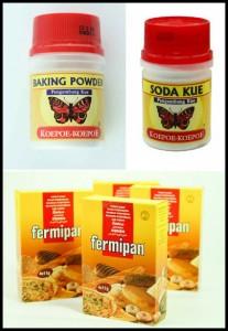 Beda Baking Soda dan Baking Powder - √ Resep Mami