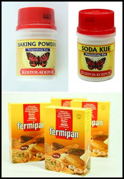 Apa Itu Baking Powder : baking, powder, Gambar, Analisis, Jamur, Fermipan, Rebanas