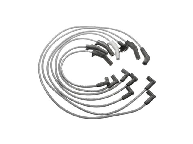 Spark Plug Wire Set V741BN for Mercury Cougar 1995 1989