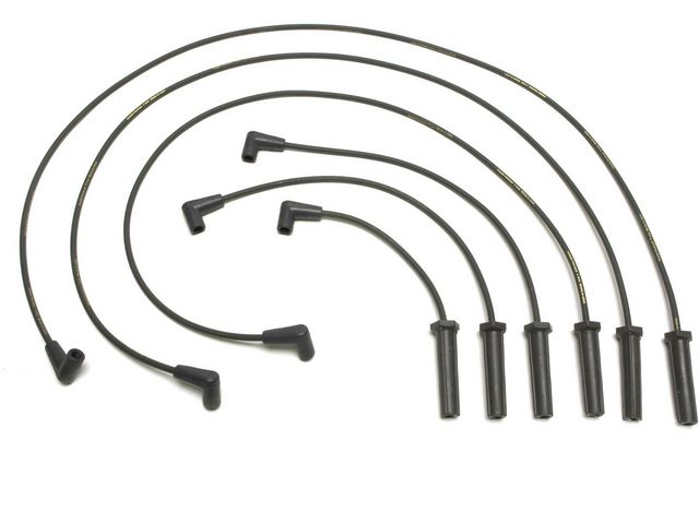 Spark Plug Wire Set H995JY for Regal Century 1990 1987