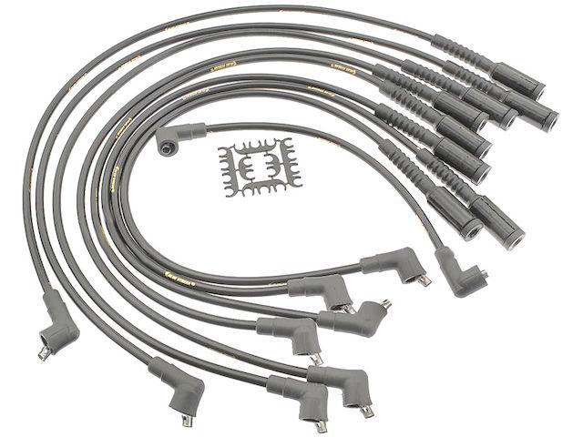 Spark Plug Wire Set D721ZD for Continental Capri Custom