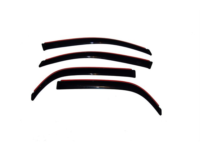 Side Window Deflector Ventshade H248XM for Pontiac Torrent