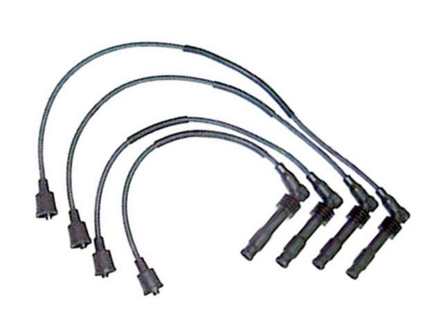 Spark Plug Wire Set F827SN for Isuzu Rodeo Amigo 2002 1998