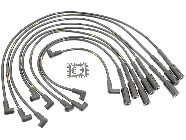 Spark Plug Wire Set B654RB for K3500 C1500 C2500 Suburban