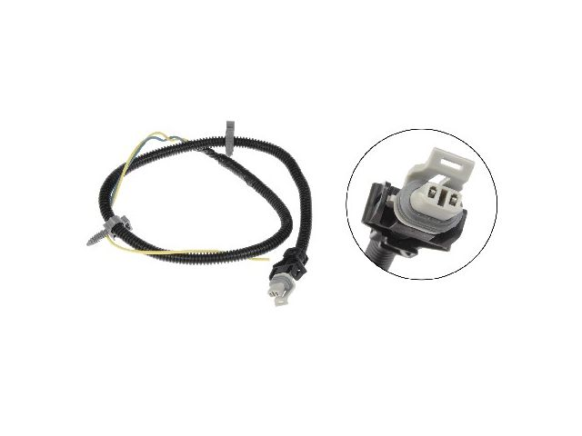 Front Left ABS Wheel Speed Sensor Wire Harness V621QR for