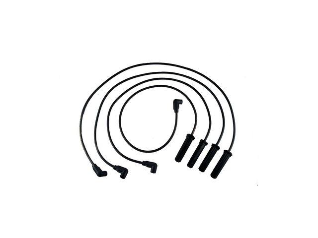 Spark Plug Wire Set X548KM for Chevy S10 1998 1999 2000