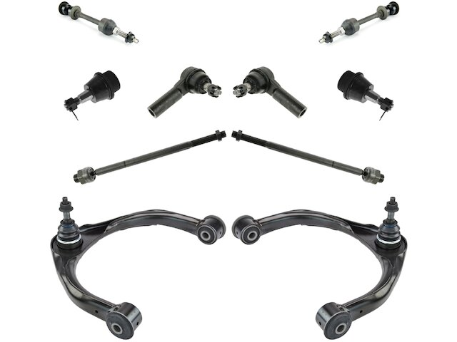 Control Arm Ball Joint Tie Rod End Kit H144NW for Dodge