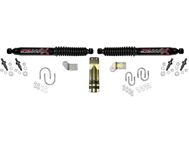 Steering Damper Kit H324QD for Dodge Ram 2500 1500 3500