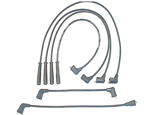 Spark Plug Wire Set W714FP for Starion Cordia Galant