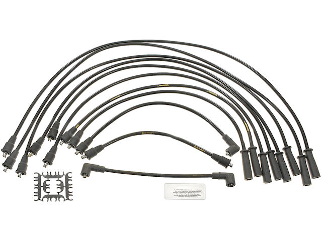 Spark Plug Wire Set D427ZN for Cherokee CJ5 CJ6 CJ7