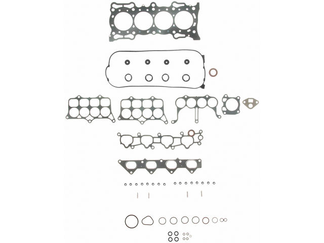 Head Gasket Set P895ZQ for Accord Prelude 1992 1991 1990