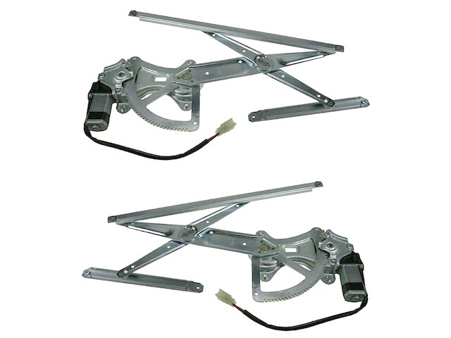Front Window Regulator Set P689FC for Pontiac Vibe 2004