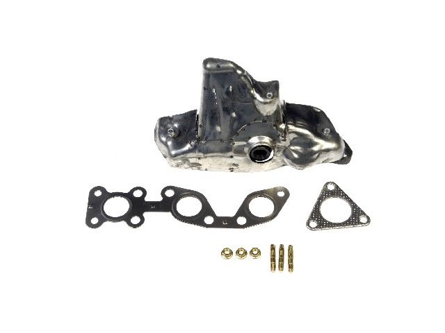 Left Exhaust Manifold G346HR for Xterra Frontier 2000 2001