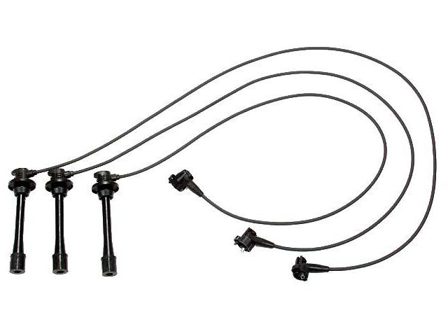 Spark Plug Wire Set Q759YQ for 4Runner T100 Tacoma Tundra