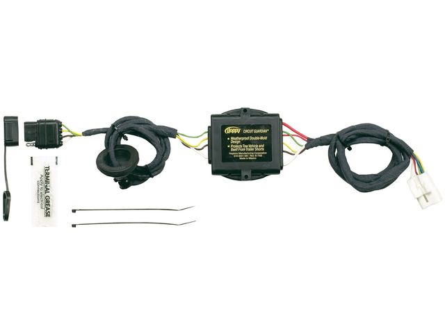 Trailer Wiring Harness K697NJ for Outback Forester XV