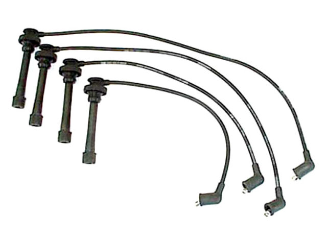 Spark Plug Wire Set M591NQ for Mirage Expo LRV Galant 1995