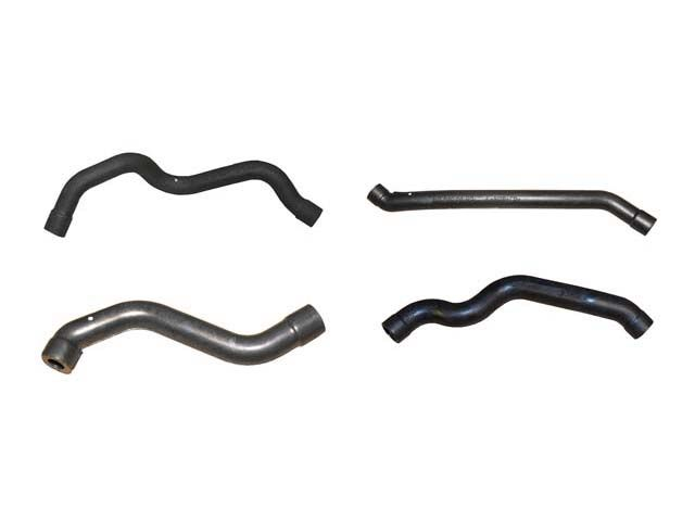 Crankcase Breather Hose Kit T248ZS for CLS500 S500 ML320