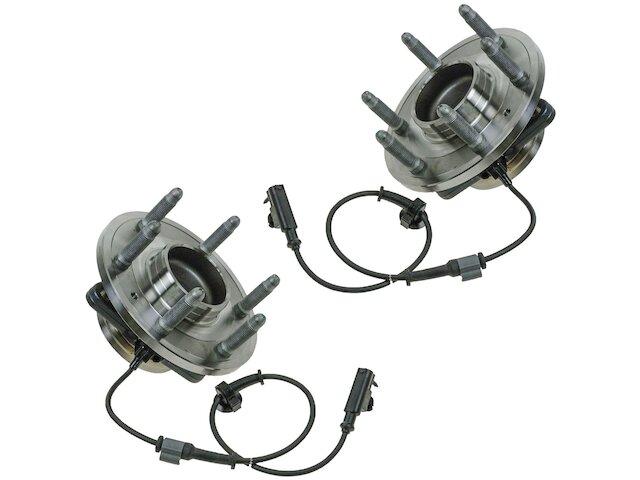 Front Wheel Hub and Bearing Kit T269BQ for Sierra 1500