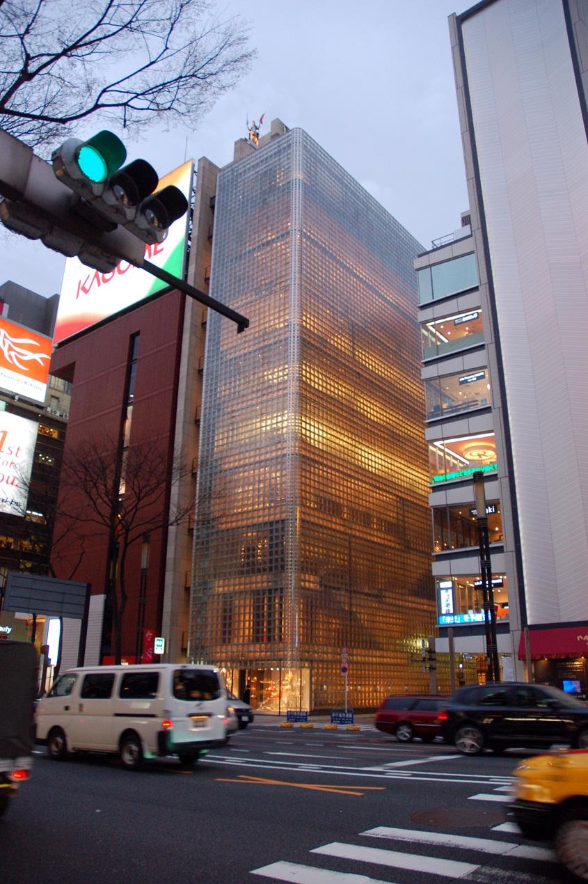 Renzo Piano Maison Hermés