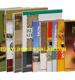 Islamic Studies Grades 1-12 (Set of 12 Books) - Dar-us-Salam Publications [ 800 x 1200 Pixel ]