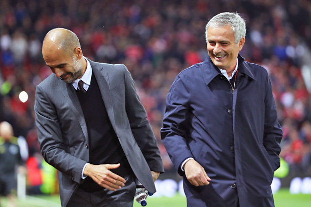 Video: Mourinho atibua sherehe za Guardiola