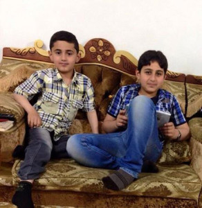 وليد و عبد الله خالد مرعي سويدان