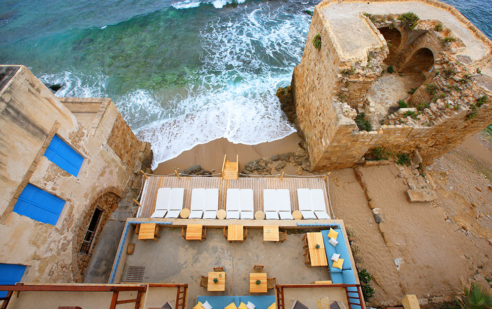 Dar Alma Guesthouse Tyre Lebanon  Book online with us
