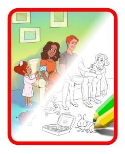doctors-coloring-icon