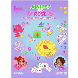 $9.99 Coloring and Activity Book One