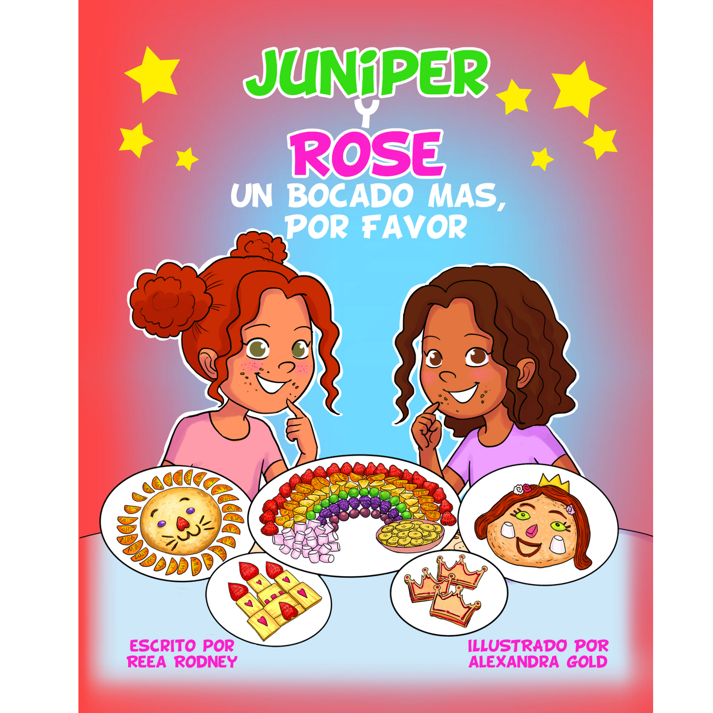 $12.99 Juniper Y Rose un Brocado Más, Por Favor