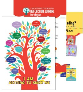 $14.99 I Am Getting to Know Me Journal