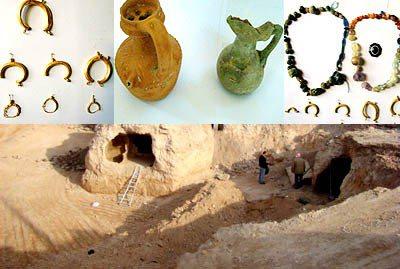 اثار مدينة داريا