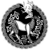 celtic-stag