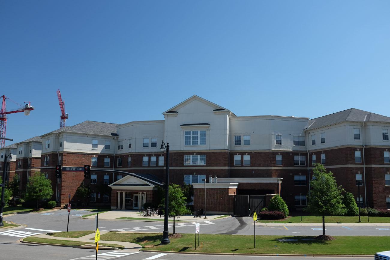Riverside Residential Community  The University of Alabama