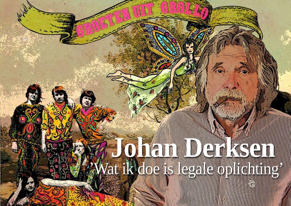 Johan Derksen: 'Wat Ik Doe Is Legale Oplichting'
