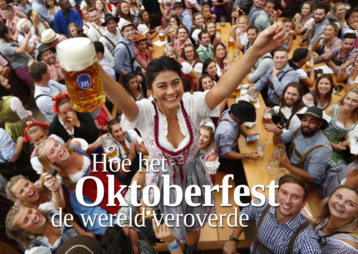 Hoe Het Oktoberfest De Wereld Veroverde